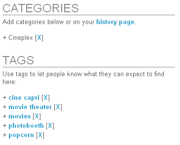 foursquare-venue-categories